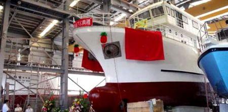 Oceanographic Working Boat (2)