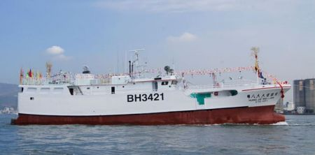 鮪延繩釣漁船 (1)