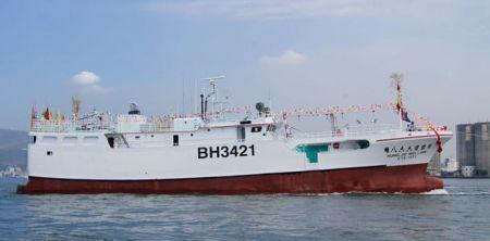 380GT Tuna Long Liner Boat(1)