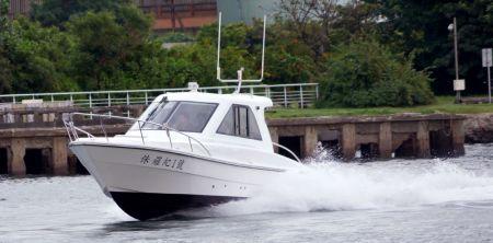 32 Feet Yacht (1)