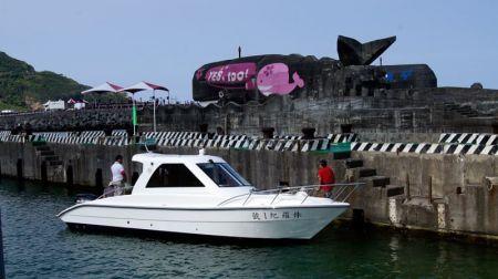 Sự xuất hiện của du thuyền nhà bánh xe Sunshine dài 32 mét