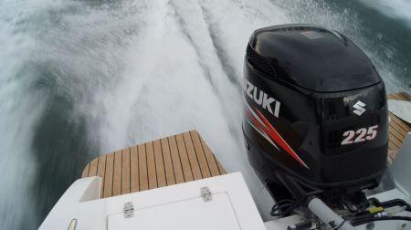 Sunshine-32-foot du thuyền nhà bánh xe khép kín hệ thống đẩy