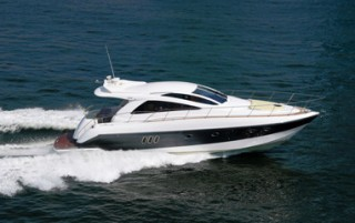 Express sport cruiser 55