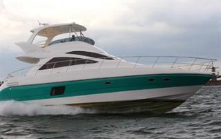 Express sport cruiser 56