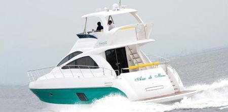 56 Fuß Sportbridge-Yacht (1)