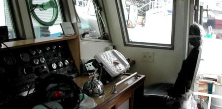80GT FRP Multifunction Fishery Trial Boat (2)