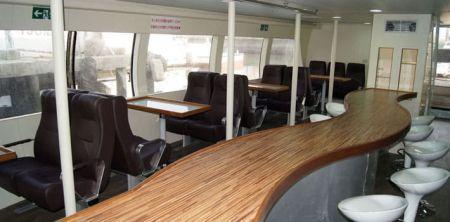 Navio de passageiros da balsa 99GT (2)