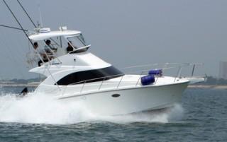 Yacht convertible
