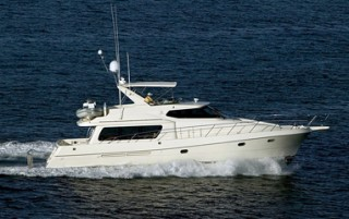 Yacht de Pilothouse