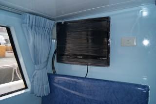 19GT FRP High speed Passenger Boat cabin(1)