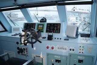 19GT FRP High speed Passenger Boat Cab