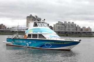 19GT FRP Hochgeschwindigkeits-Passagierboot