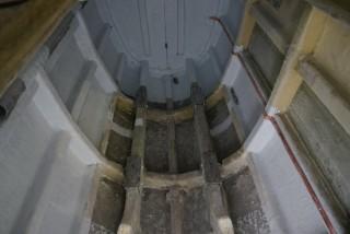 20GT FRP Diesel-electric catamaran passenger ship Construction of ship's internal ribs