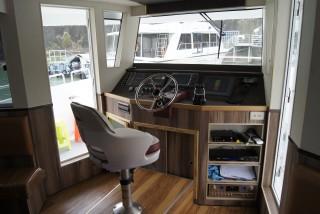 20GT FRP Diesel-electric catamaran passenger ship Cab(1)