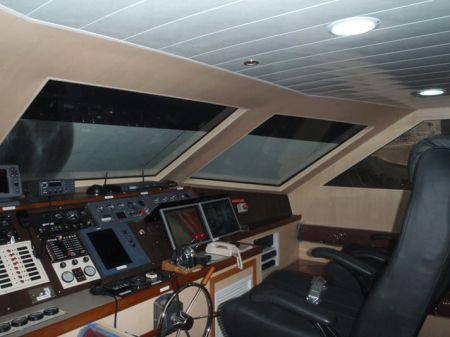 49GT FRP Catamaran passenger ship Cab
