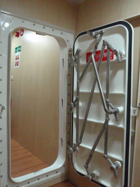 49GT FRP Catamaran passenger ship Watertight door
