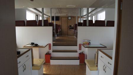 98GT FRP Passenger Boat Cabin(2)
