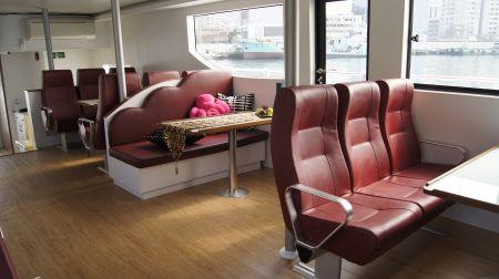 98GT FRP Passenger Boat Cabin(4)