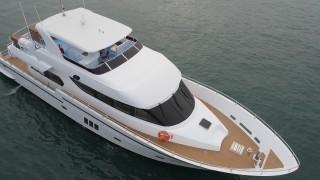 98GT FRP Passagierboot