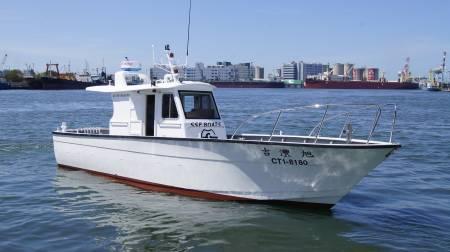 アシカ38フィート漁船