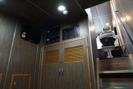 48ft FRP Sealion fishing boat Cab interior decoration(3)