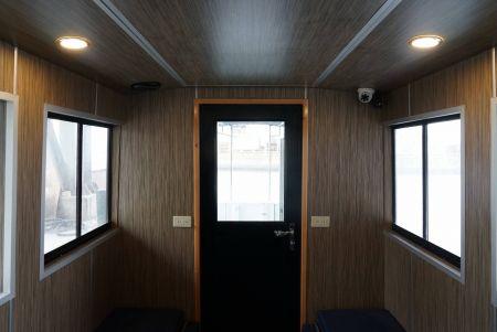 48ft FRP Sealion fishing boat Cab interior decoration(5)