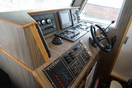 48ft FRP Sealion fishing boat Cab interior decoration(8)