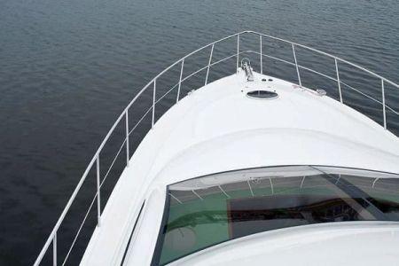 56 Fuß Sportbridge Yacht das Buglayout