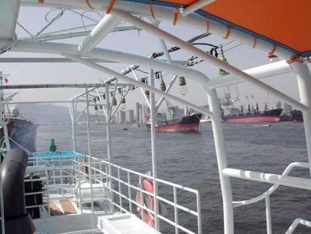 Thuyền đánh cá ngọn đuốc 100GT Tầng trên (1)