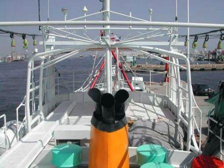 Thuyền đánh cá ngọn đuốc 100GT Tầng trên (2)