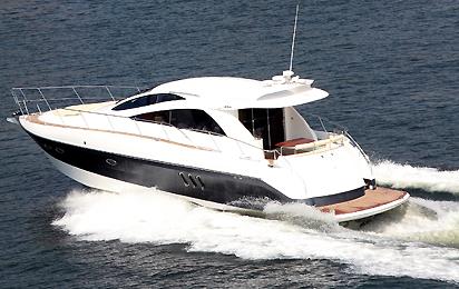 Différents types de yachts