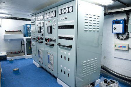 100 GT Tuna Long Liner Boat switchboard