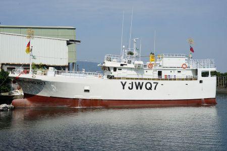 Tuna Long Liner Boat (2)