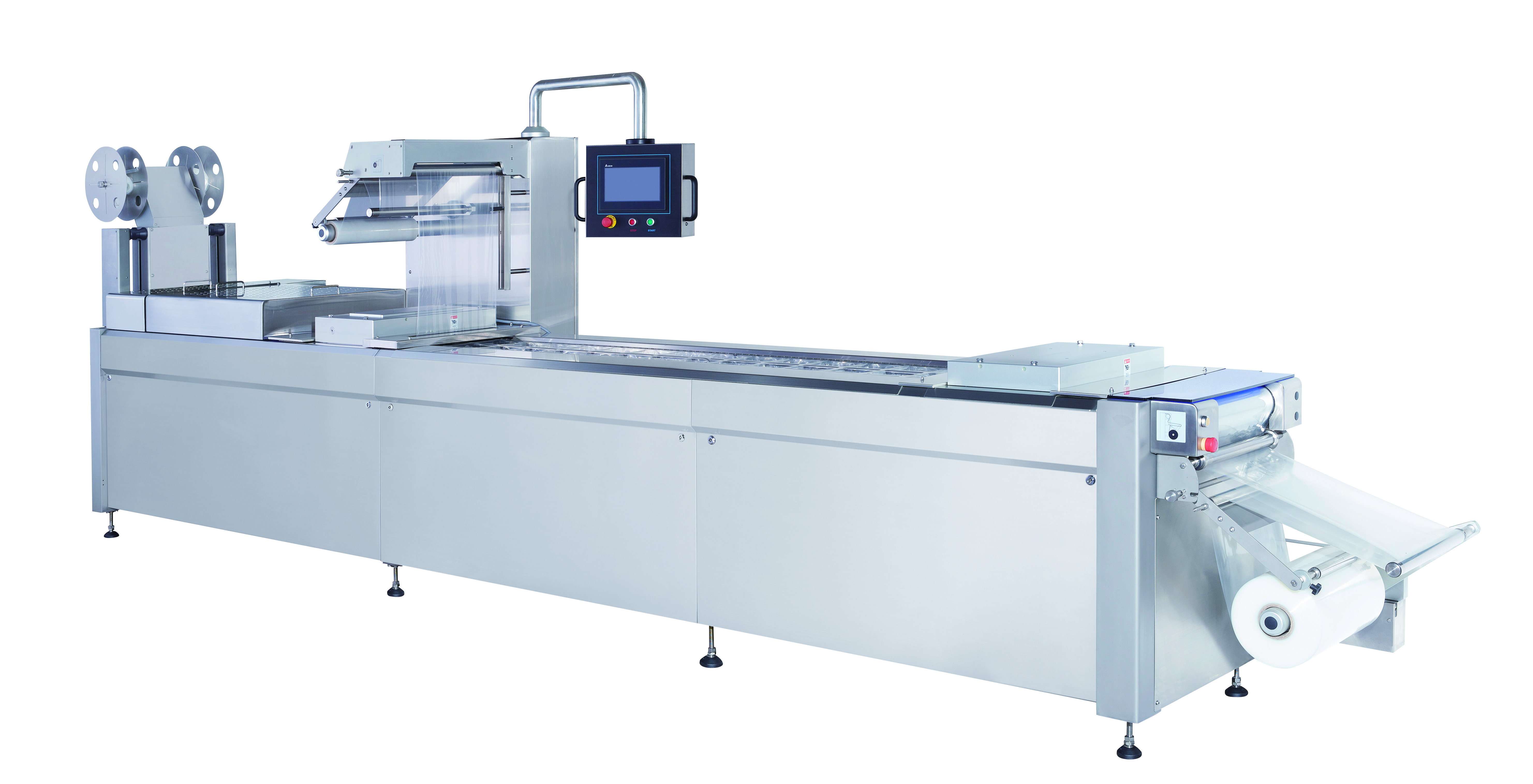 Thermoforming Vacuum Packaging Machine-S