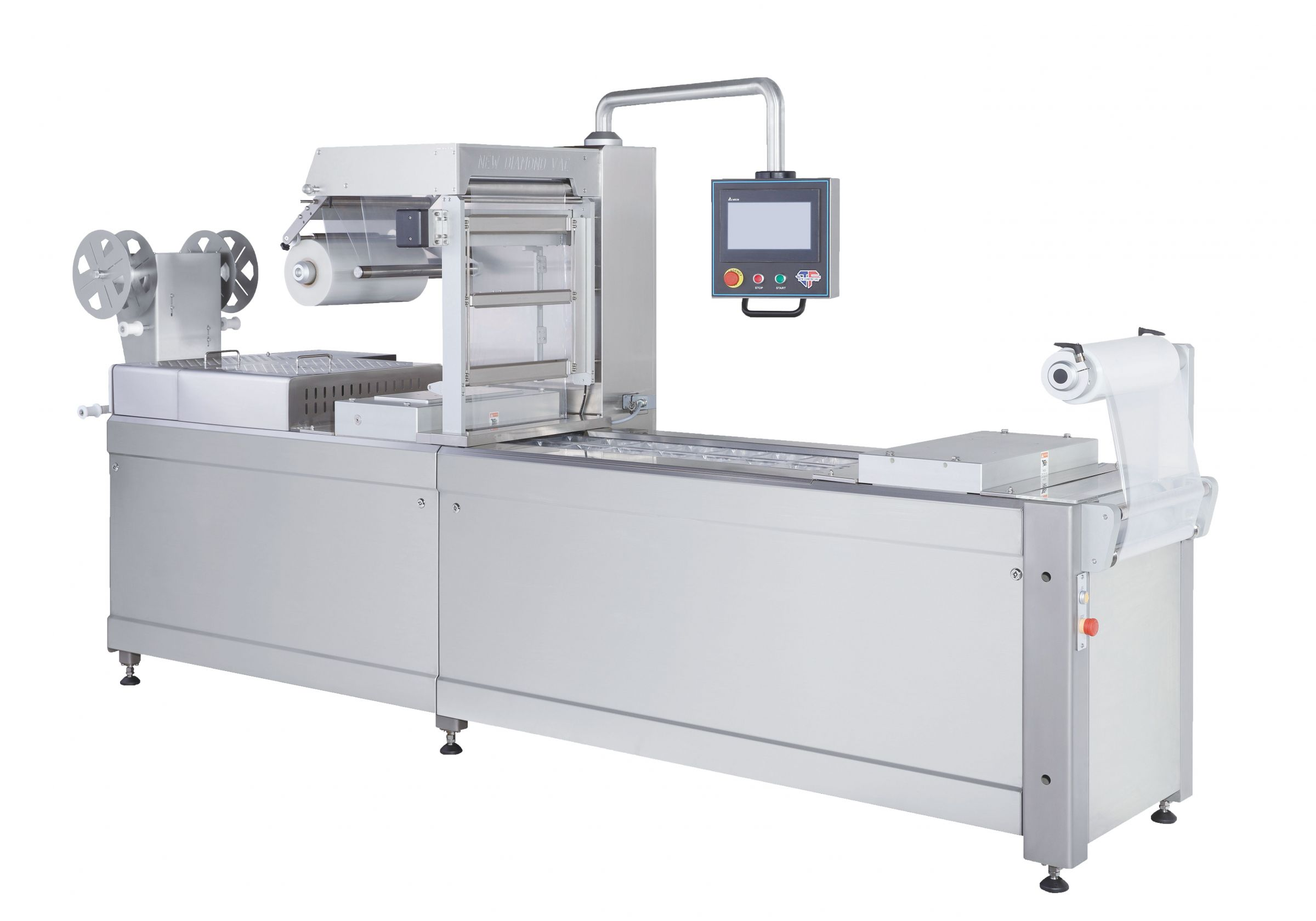 Thermoforming Vacuum Packaging Machine-A