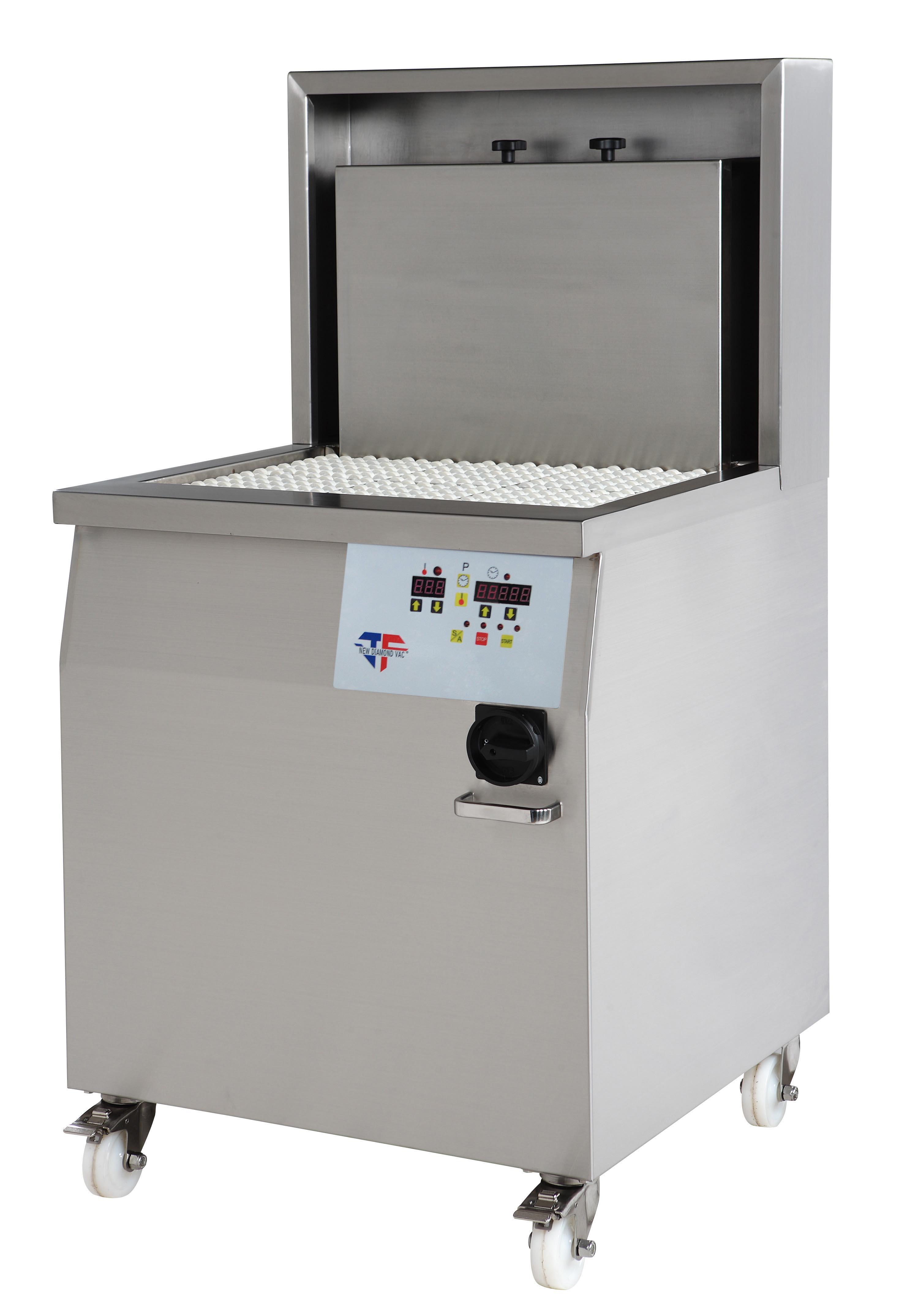 不銹鋼熱水收縮浸泡機