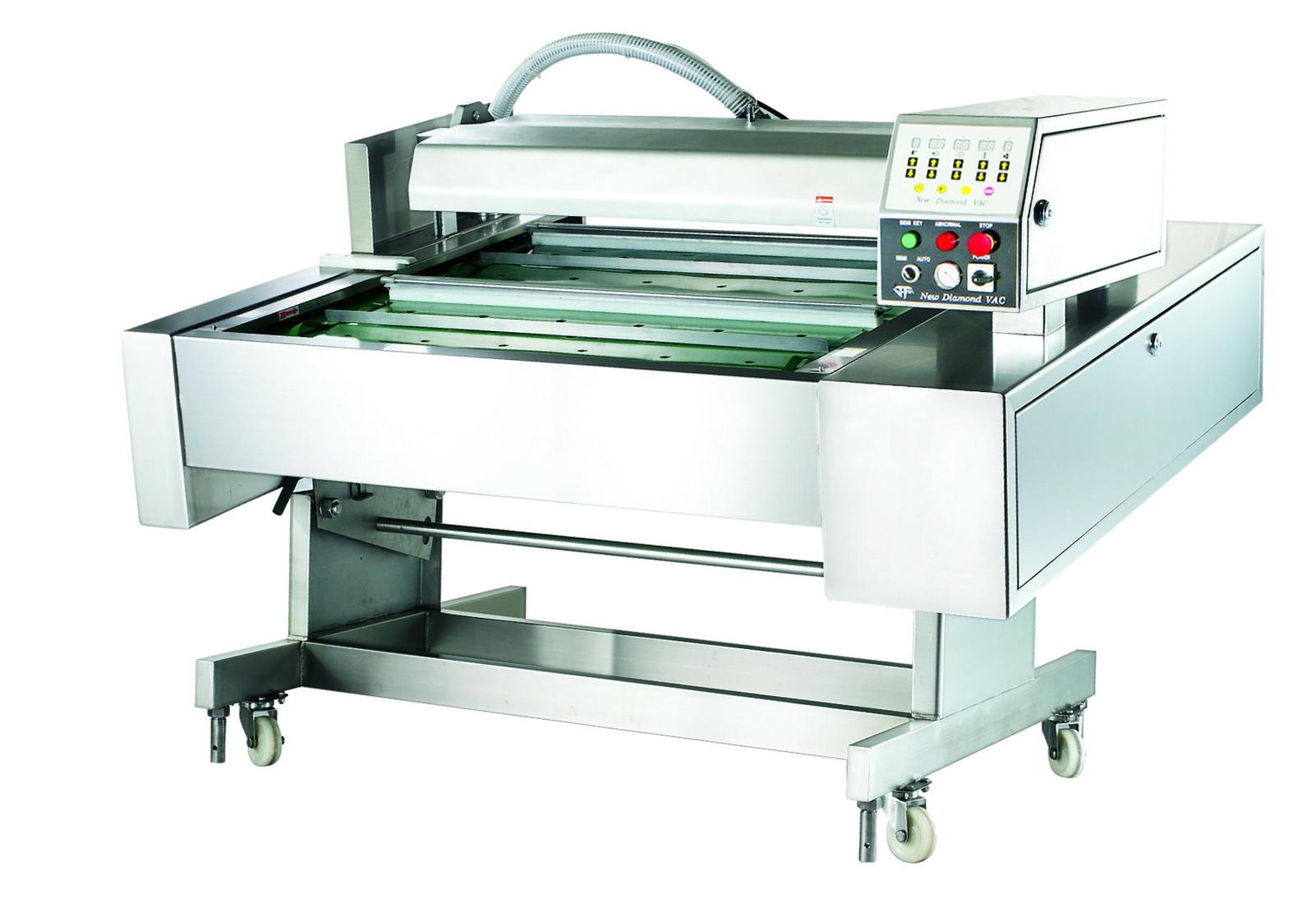 Continuous Belt Type Automatic Vacuum Packaging Machine
