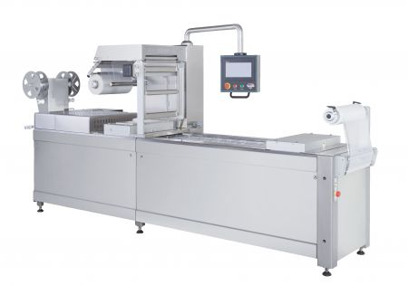 Thermoforming Vacuum Packaging Machine-S - Thermoforming Vacuum Packaging Machine-A