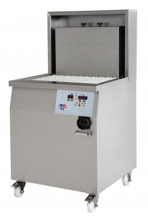 ステンレス鋼温水収縮浸漬機