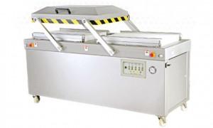 Máquina de embalagem a vácuo de camaras duplas para servi?os pesados - Máquina de embalagem a vácuo de camaras duplas para servi?os pesados