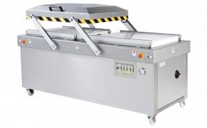 Двухкамерная вакуумная упаковочная машина для тяжелых условий эксплуатации