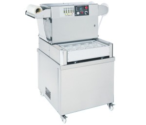 Semi Automatic Tray Sealer with Vacuum and Gas Flushing / Skin Pack - Semi Automatic Tray Sealer with Vacuum and Gas Flushing / Skin Pack