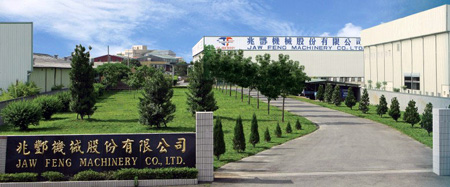 JAW FENG MACHINERY CO., LTD.