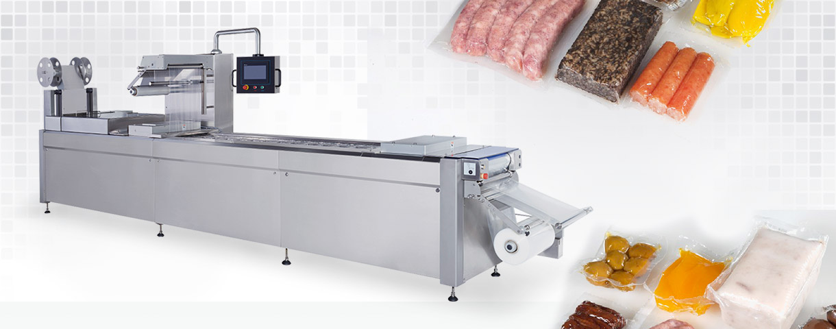termoform paketleme makine