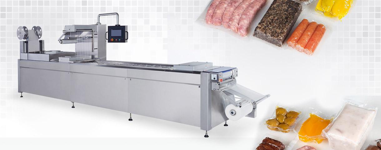 थर्मोफ़ॉर्मिंग पैकेजिंग मशीन