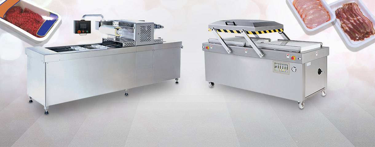 Tray Sealer | Vacuum Packer