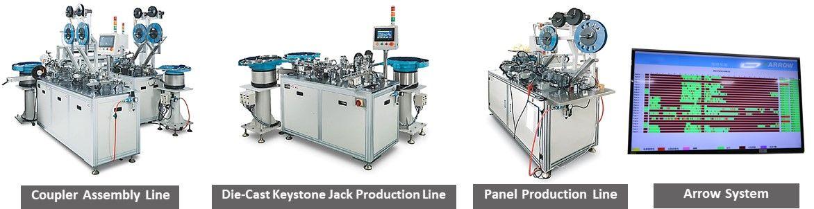 Arrow Machine Track System