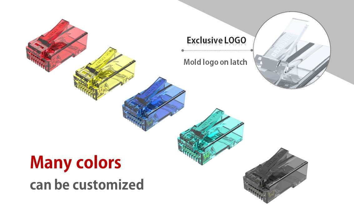 RJ45 Plug Customization