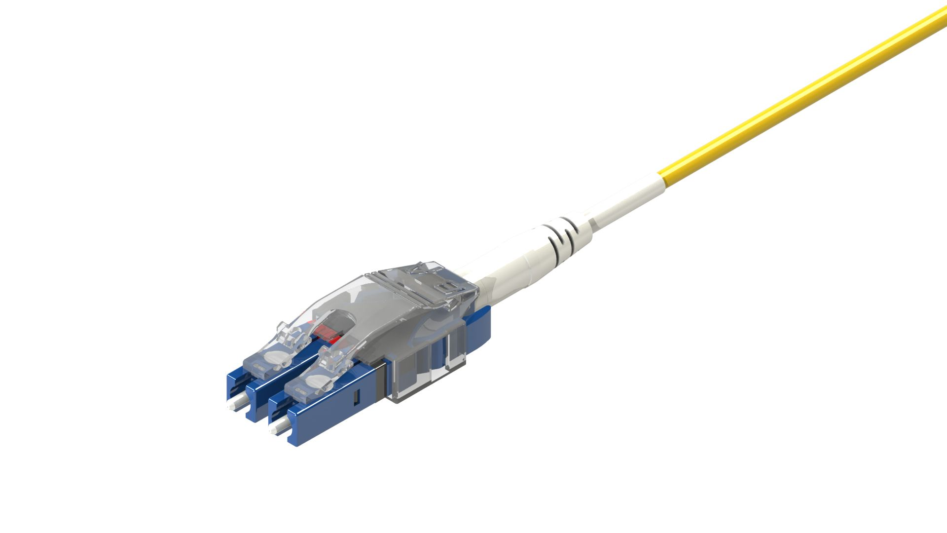 Easy-Ex Single Mode OS2 LC-LC Duplex Fiber Patch Cord G657A2
