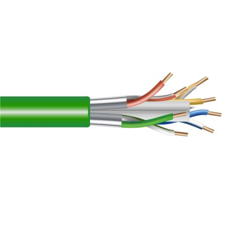 Category 5E FTP Network solid Cable - Cat.5E Lan Cable
